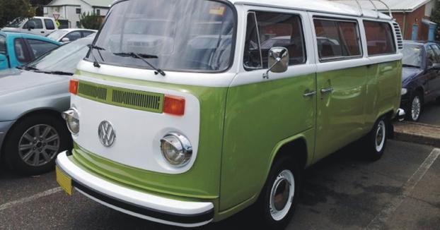 Decomisan en Brasil una furgoneta que acumulaba 7 millones de euros en multas
