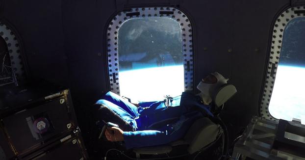 Blue Origin prueba su cápsula con ventanas para turistas con éxito, así fue su lanzamiento