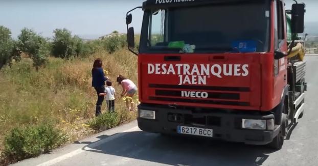 Nadie os va a felicitar mejor las fiestas que Desatranques Jaén