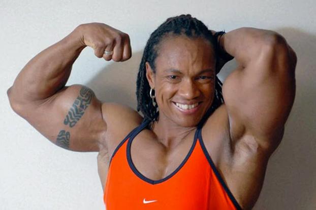 """Renne """"La Gorda"""" Toney: Así es la mujer con los músculos más grandes del mundo"""