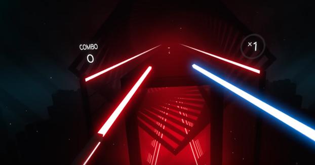 Beat Saber VR: Una mezcla entre Guitar Hero y Fruit Ninja