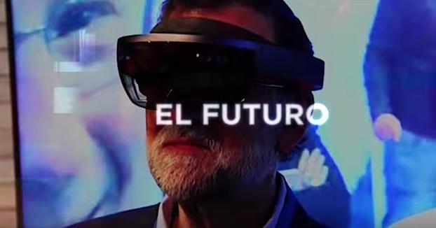 Netflix utiliza a Rajoy para la promo de Black Mirror en España