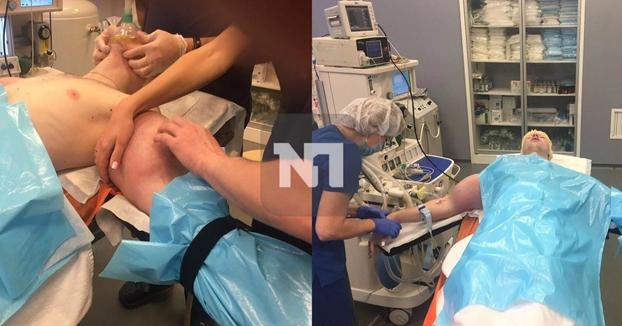 Le extraen los músculos de Synthol al 'Hulk ruso' y se los cambian por implantes de silicona