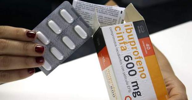 El ibuprofeno puede causar impotencia sexual, según un estudio