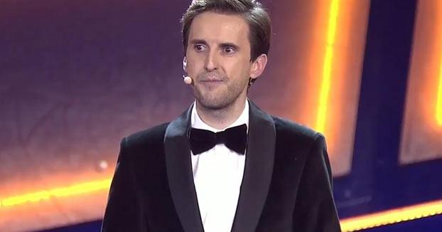 El monólogo de Julián López en los Premios Feroz que incomodó a muchos