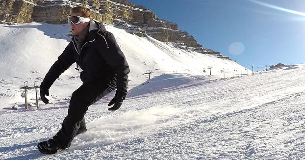 Snowfeet: Otra forma de disfrutar de la nieve