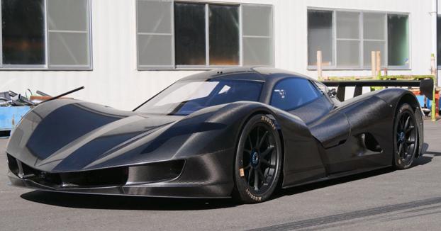 El coche eléctrico japonés Aspark Owl acelera de 0 a 100 km/h en 1,9 segundos (Vídeo)