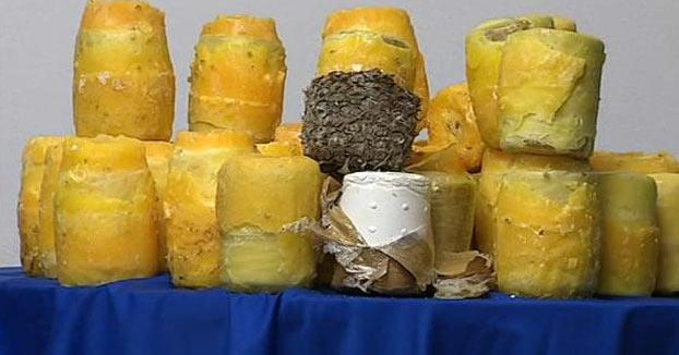 Adictos a la piña: 745 kilos de piñas rellenas de cocaína colombiana
