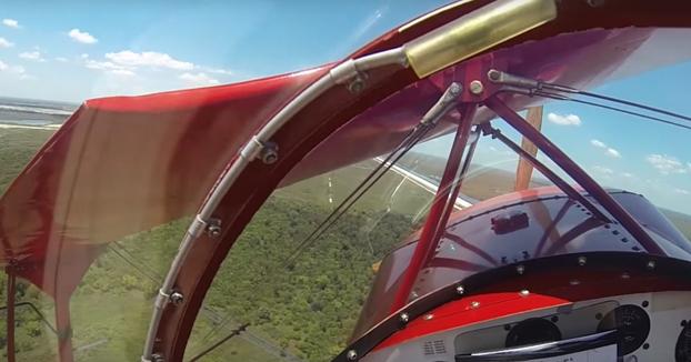 Este avión recupera milagrosamente el vuelo a pocos metros del suelo tras una parada repentina del motor