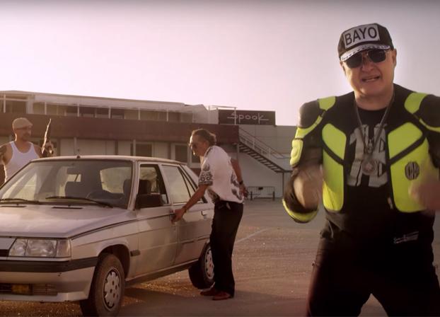 Netflix ha fichado a Chimo Bayo para promocionar 'Narcos' con este vídeo
