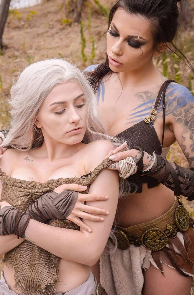 Cosplay de Khal Drogo by Vera Bambi