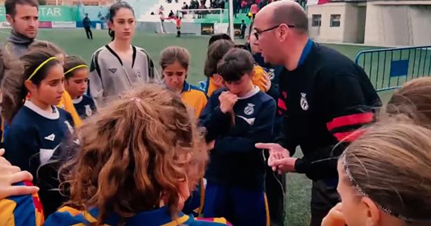 El discurso de un entrenador a sus jugadoras de 12 años tras una derrota