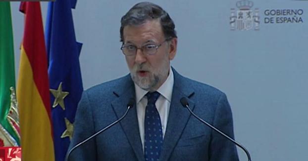 Mariano Rajoy, Óscar al Mejor guión adaptado por 'Lo imposible'