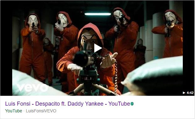Borran 'Despacito' de Youtube tras hackear la cuenta de VEVO