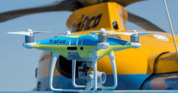 La DGT prueba drones este puente de mayo para vigilar los 7,4 millones de desplazamientos previstos