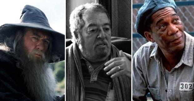 Muere Pepe Mediavilla, la voz española de Morgan Freeman y Gandalf
