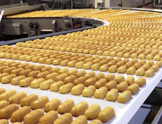 Así es el proceso de fabricación de la bollería industrial