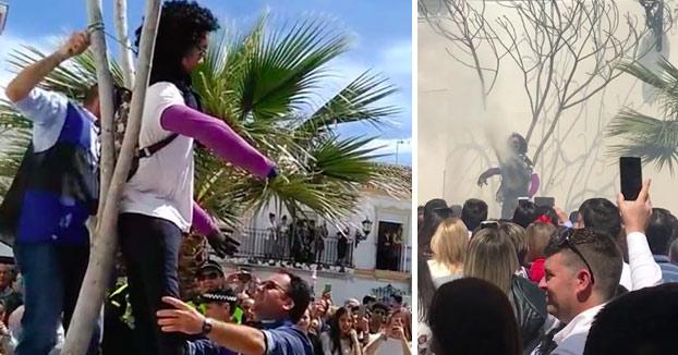 El alcalde de Coripe se disculpa por 'quemar' a Ana Julia: ''Pensaba que iba a ser Puigdemont''