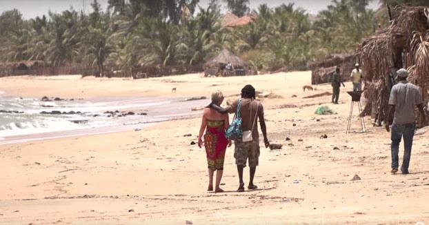 Senegal: el paraíso sexual de las abuelas europeas