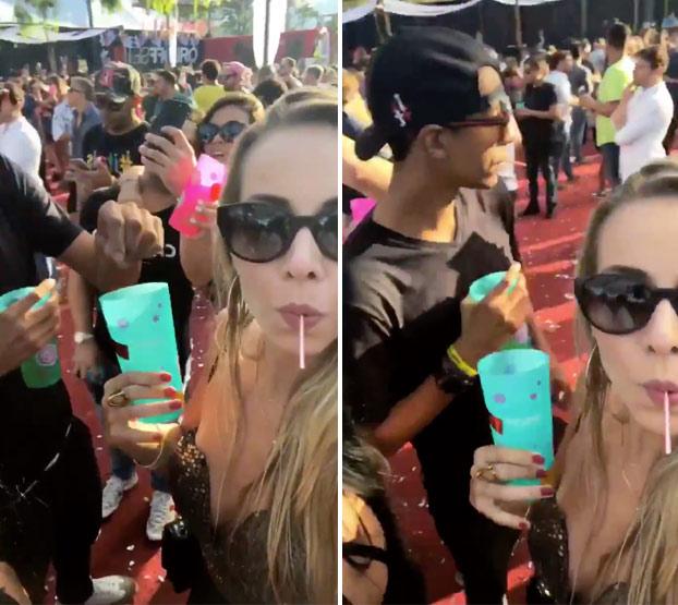 Vigila tu vaso cuando estés en una fiesta, concierto o festival