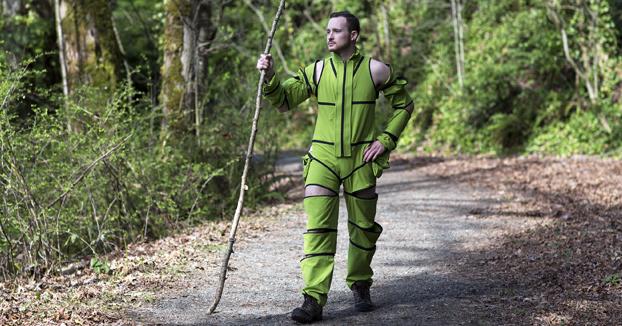 ZipAll, ¿la prenda de ropa definitiva?