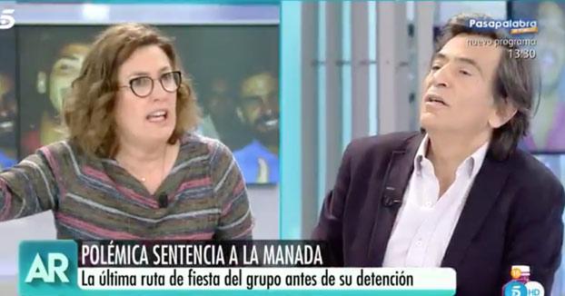Arcadi Espada incendia el debate sobre 'La Manada': ''Yo querría saber si hay algún vídeo sobre la vida sexual de la víctima''