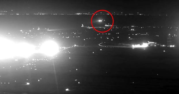 Vídeo del avión que estuvo a punto de aterrizar en una pista de rodaje ocupada por cuatro aviones llenos de pasajeros