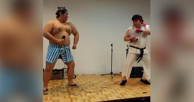 Sonidos de la infancia: Street Fighter