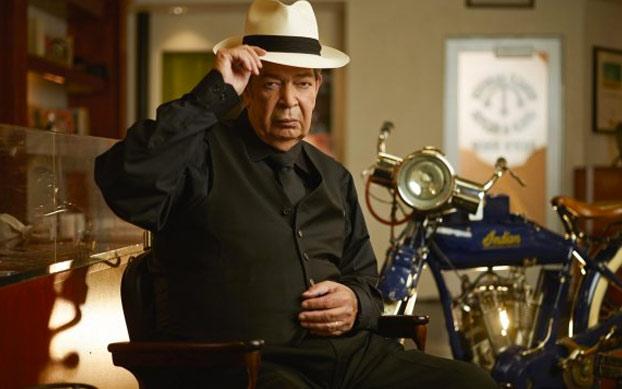 Muere Richard Harrison, 'El Viejo' de ''La casa de empeños''