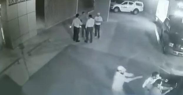 Le meten un tiro a un político mexicano mientras se hacía un selfie con una seguidora