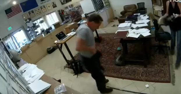 Un hombre se dispara en la ingle por accidente con una pistola