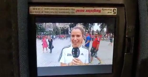 María Gómez: ''He decidido publicar este vídeo para los que dicen que exageramos me expliquen dónde está aquí el chiste''