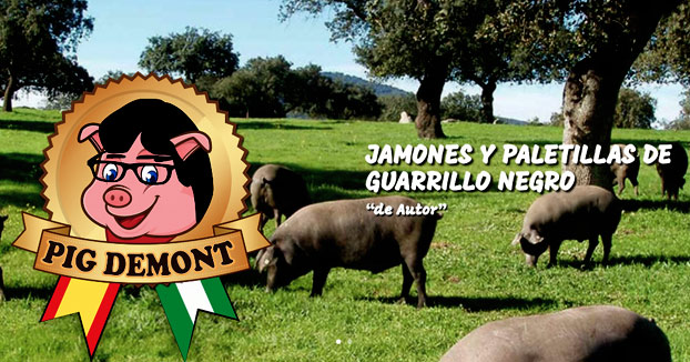 Puigdemont denuncia a la empresa andaluza de jamones 'Pig Demont'