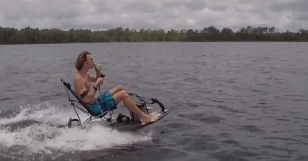 Este verano nada de moto de agua, mejor una de estas