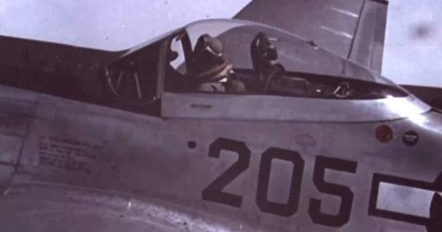 P-51 Mustangs atacando Tokio