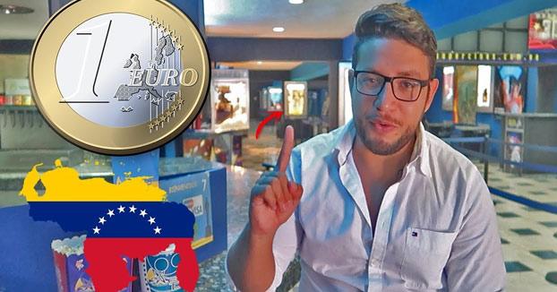 ¿Qué se puede hacer con 1€ en Venezuela?