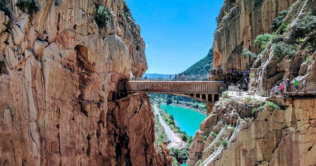 El Caminito del Rey: ¿el sendero más peligroso del mundo?