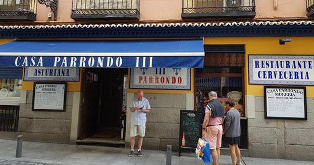 La comilona que se pegaron 8 empresarios en un restaurante asturiano de Madrid: 49.000 euros de factura
