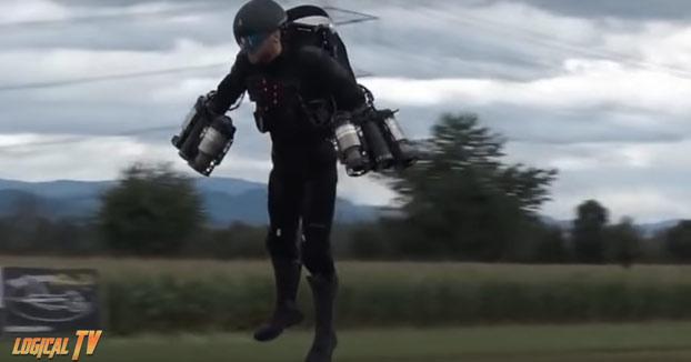 Iron Man en la vida real