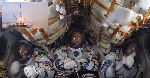 Lanzamiento completo de la Soyuz MS-09: Desde el despegue hasta que entra en órbita
