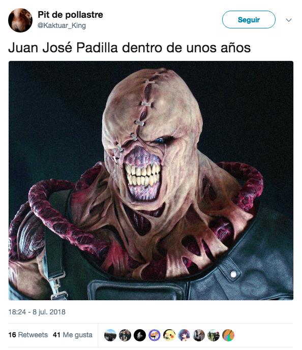 Los mejores memes y chistes sobre la cogida de Padilla en la que un toro le arrancó parte del cuero cabelludo