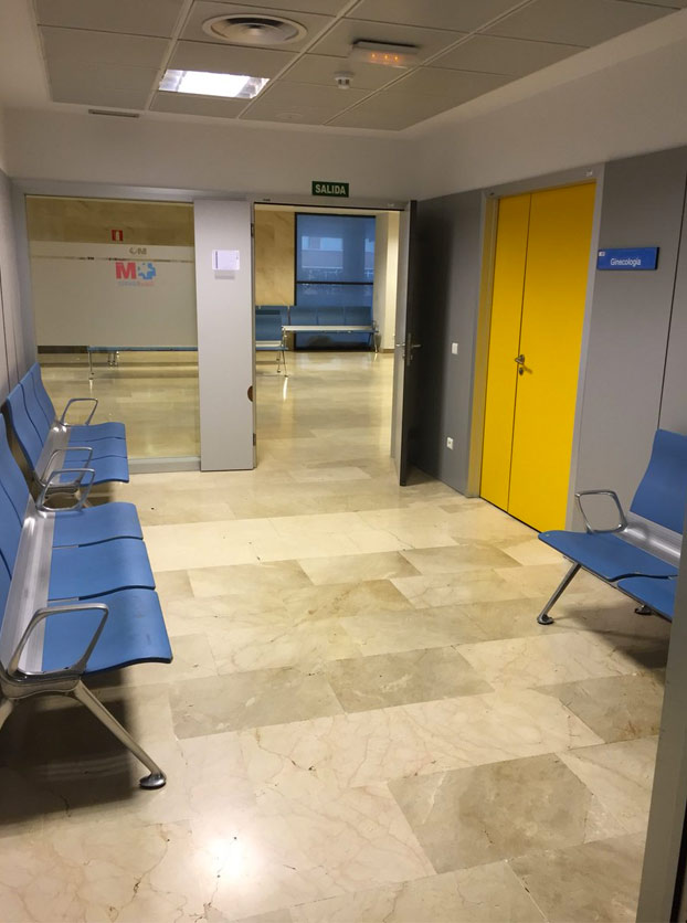 Las urgencias del Hospital Clínico San Carlos antes de los penaltis de España