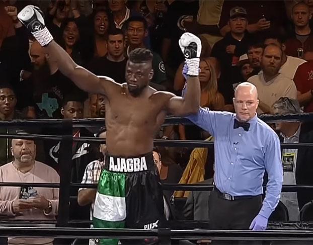 El boxeador que ganó un combate sin dar ni un golpe explica por qué su rival abandonó el ring