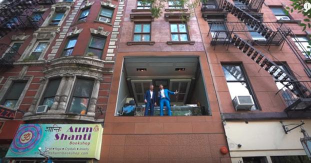 Apartamento de 3,6 millones de dólares en Nueva York