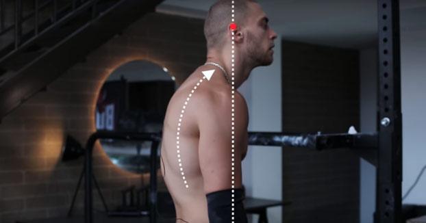 Cómo corregir la postura de la espalda encorvada mediante ejercicios y estiramientos