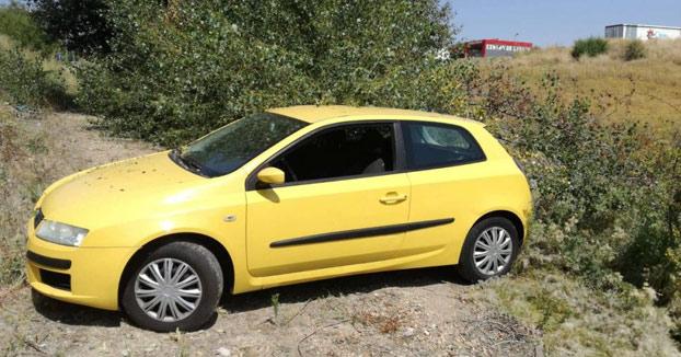 Un hombre denuncia el robo de su coche y la Policía lo encuentra a 100 metros porque se le había olvidado poner el freno de mano