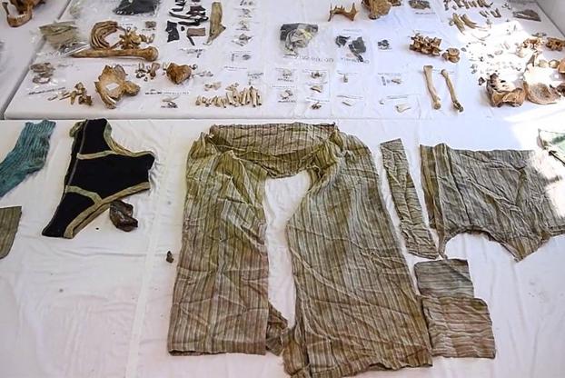 Hallan los restos de un hombre asesinado en 1974 gracias a una higuera que creció desde su estómago
