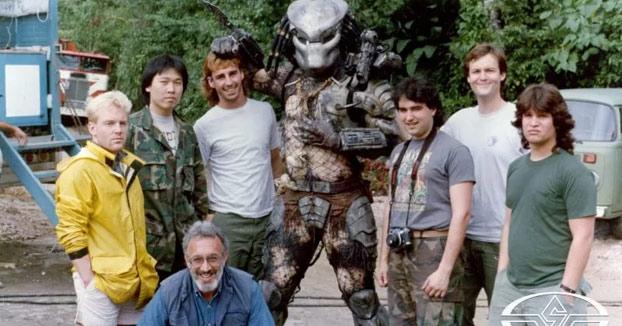 El Predator original: Detrás de las cámaras
