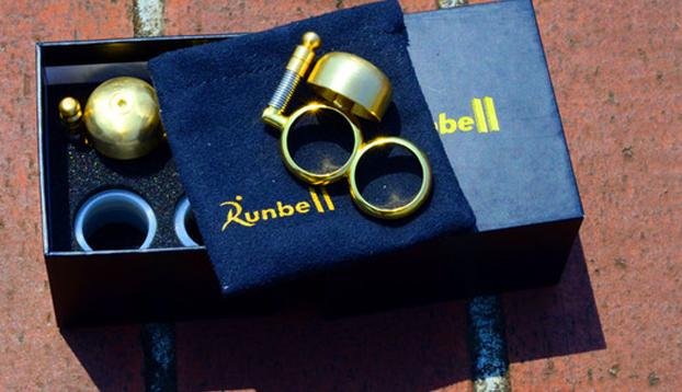 Runbell, el timbre de bicicletas para los runners