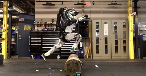 Atlas, el robot de Boston Dynamics sigue evolucionando: Ahora hace parkour